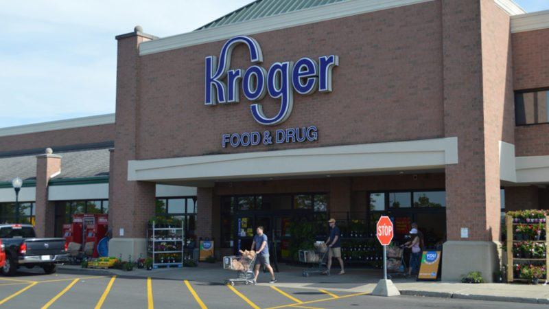 Columbus,OH - Circa July 2017: Kroger Supermarket. The Kroger Co. is One of the World's Largest Grocery Retailers.; Shutterstock ID 1218526141; Job (TFH, TOH, RD, BNB, CWM, CM): Taste of Home