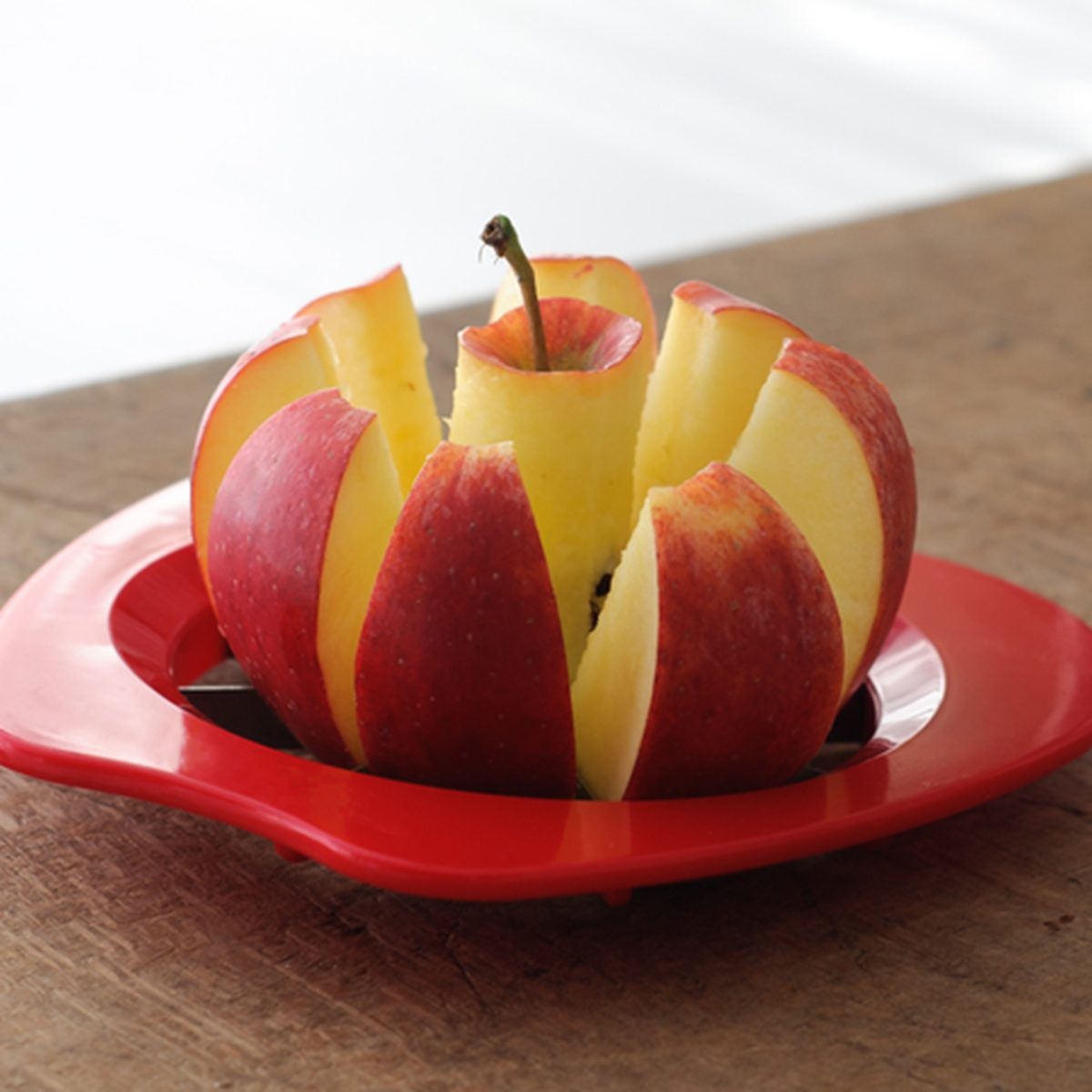 Apple Slicer and Vintage Kitchen Scale; Shutterstock ID 253357159; Job (TFH, TOH, RD, BNB, CWM, CM): TOH