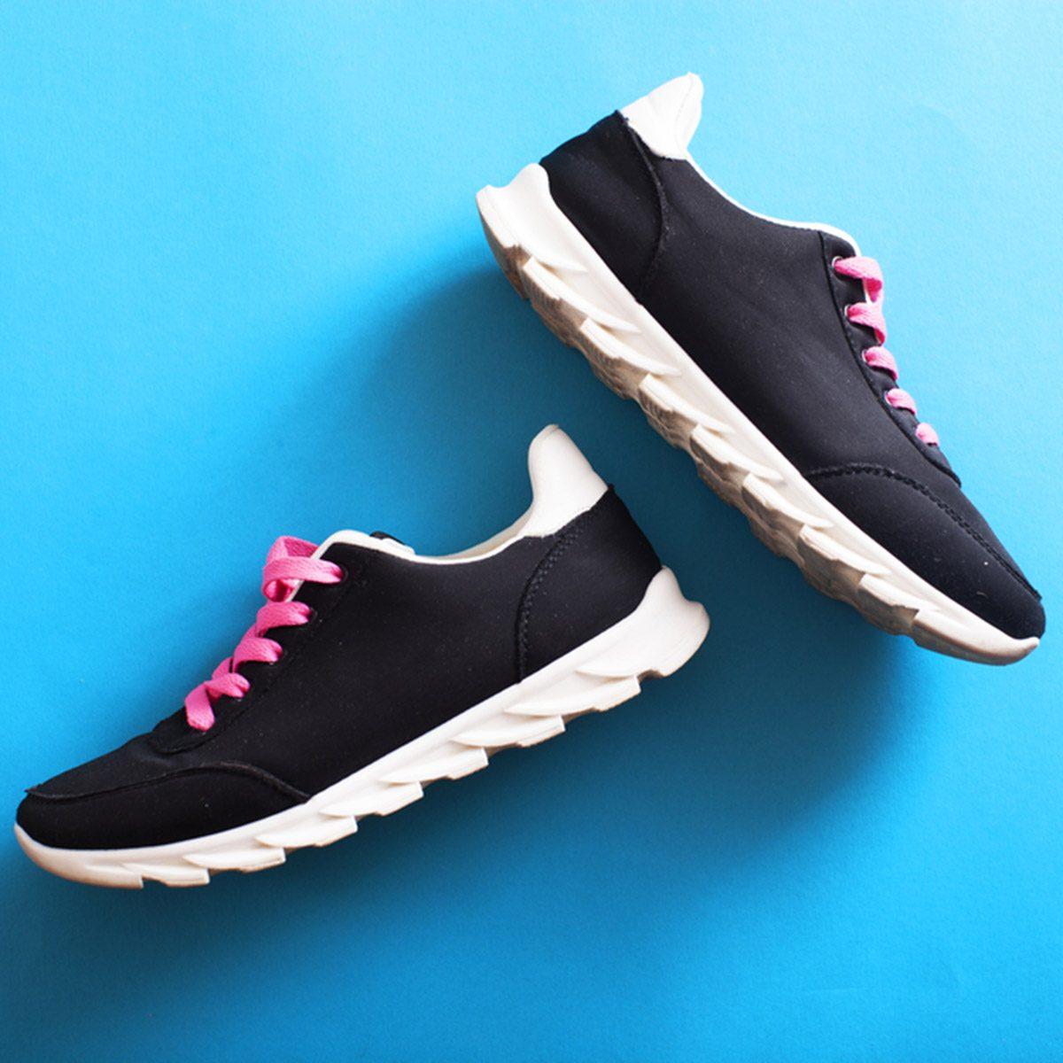 Men's sport shoes.