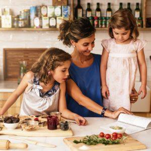 101 Easy Ways to Make Recipes Healthier