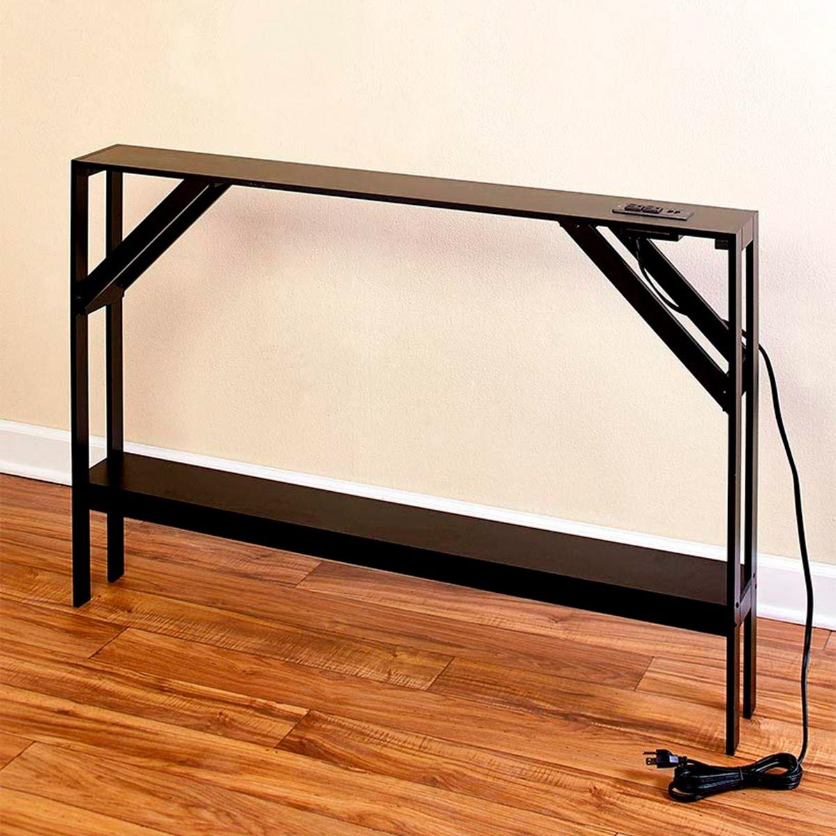 Skinny Table Behind the Couch