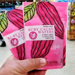 Trader Joe's Is The First Major US Retailer To Sell Ruby Chocolate