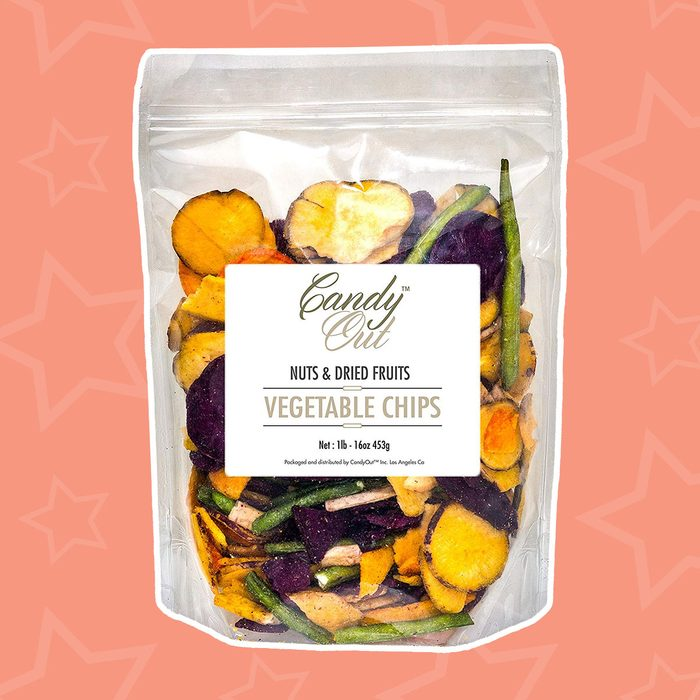 CandyOut Vegetable Chips