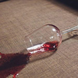 How to Get Red Wine Stains Out of Anything