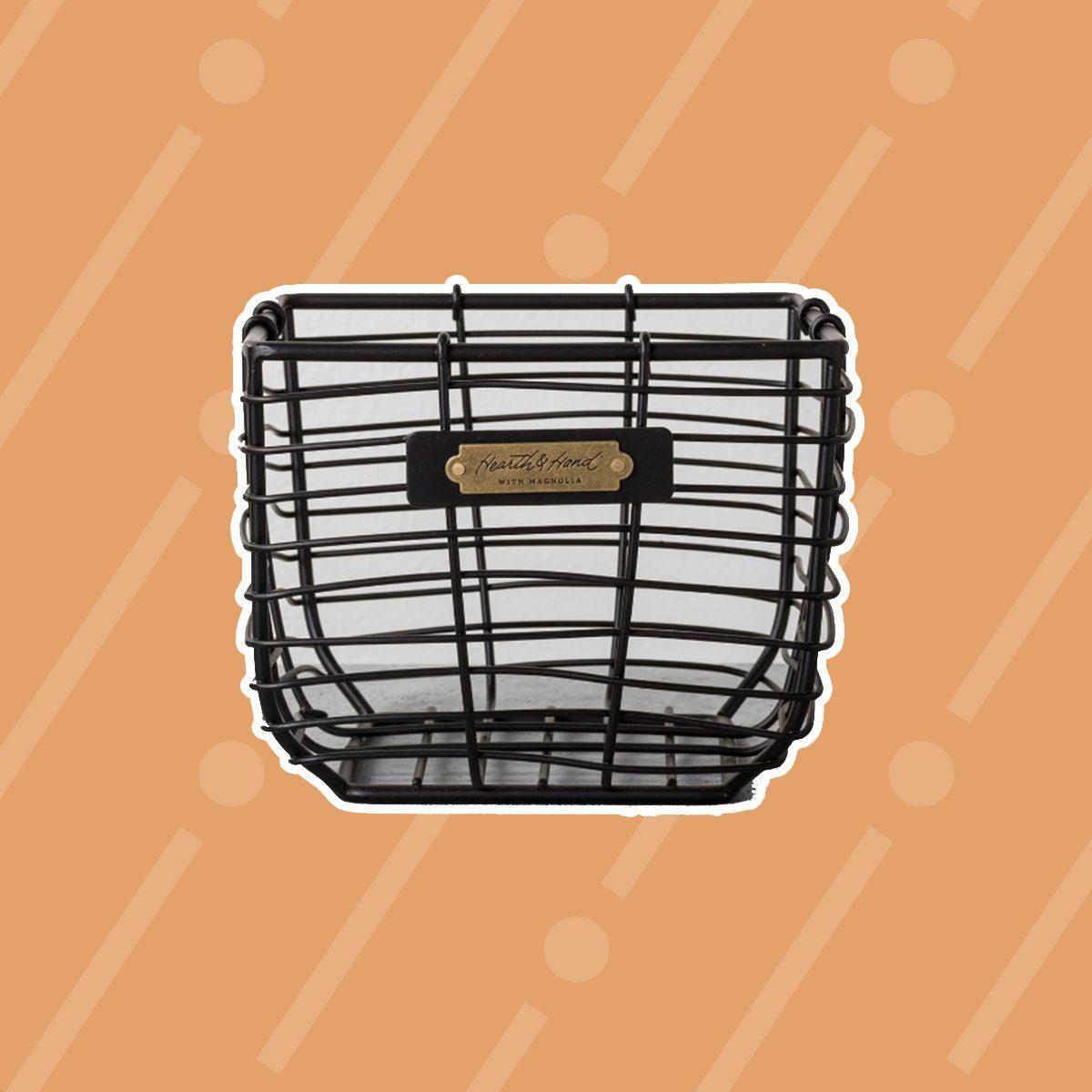 Wire Bin