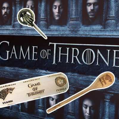 LOS ANGELES - APR 10: Games of Thrones Atmosphere at the Game of Thrones Season 6 Premiere Screening at the TCL Chinese Theater IMAX on April 10, 2016 in Los Angeles, CA; Shutterstock ID 403980601; Job (TFH, TOH, RD, BNB, CWM, CM): Taste of Home
