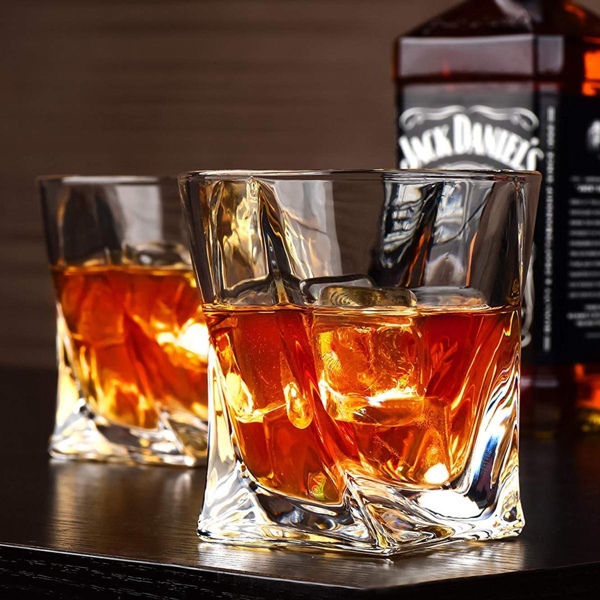 Amazon prime whiskey glasses