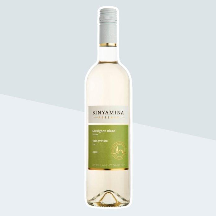 Binyamina Reserve Sauvignon Blanc