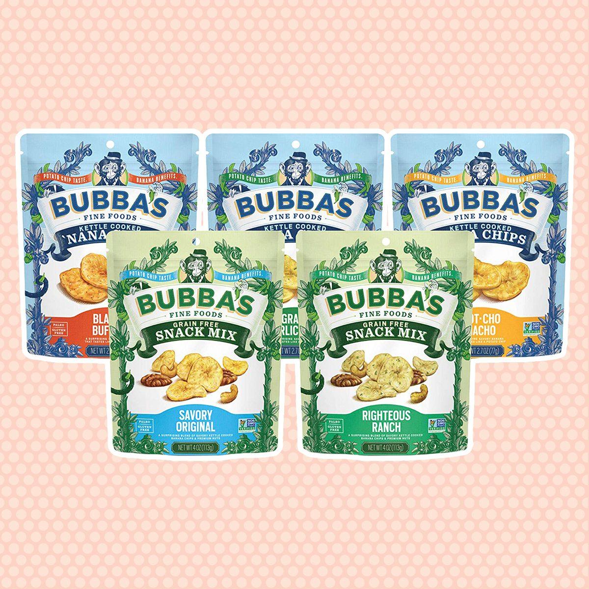 Bubba's Fine Foods Vegan Snack Mix