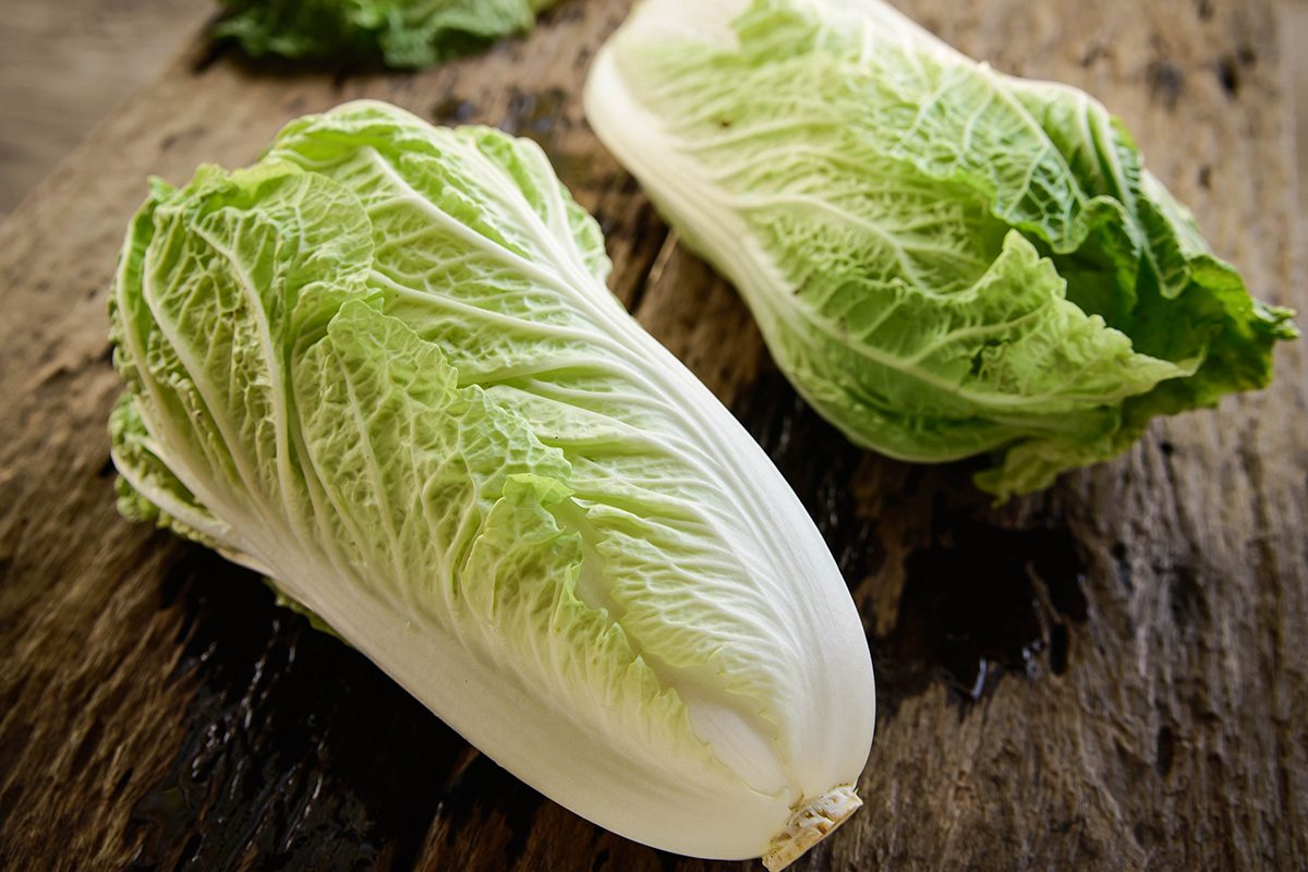 What Is Chinese Cabbage Plus How To Cook It Taste Of Home