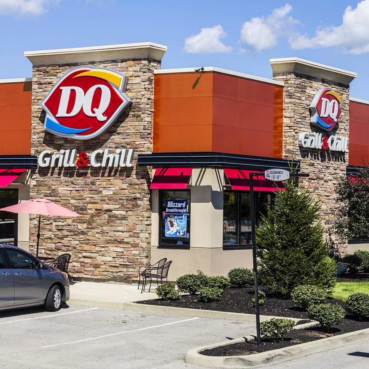 Dairy Queen Retail Fast Food Location. DQ is a Subsidiary of Berkshire Hathaway III