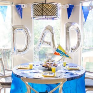 10 of Our Favorite Father's Day Decorations