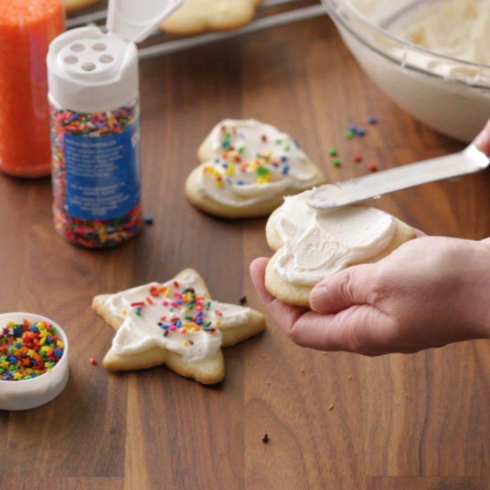 Sugar Cookie Recipes Taste Of Home
