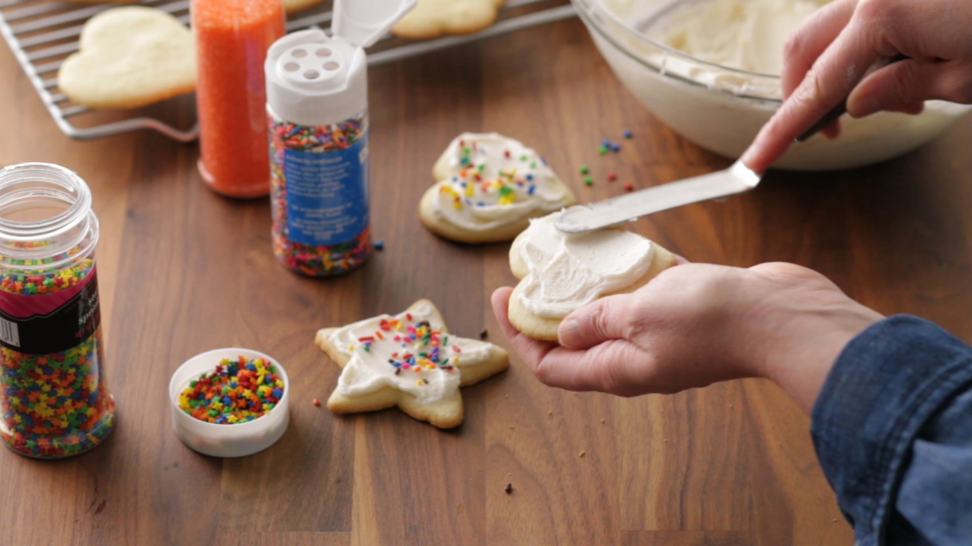 How To Make Cookies At Home Step By Step