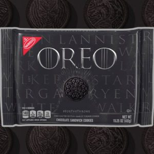 'Game of Thrones' Oreos Have Arrived for the Season 8 Premiere!