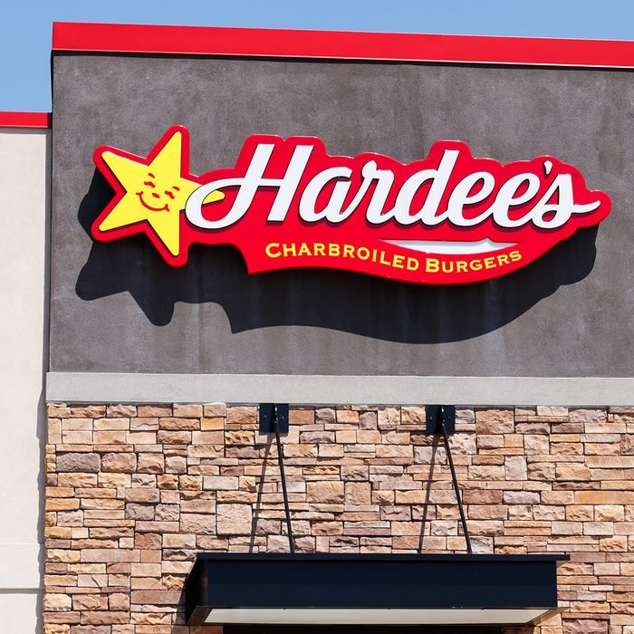Hardee's Retail Location.