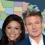 The Most Popular Celebrity Chef in Every State
