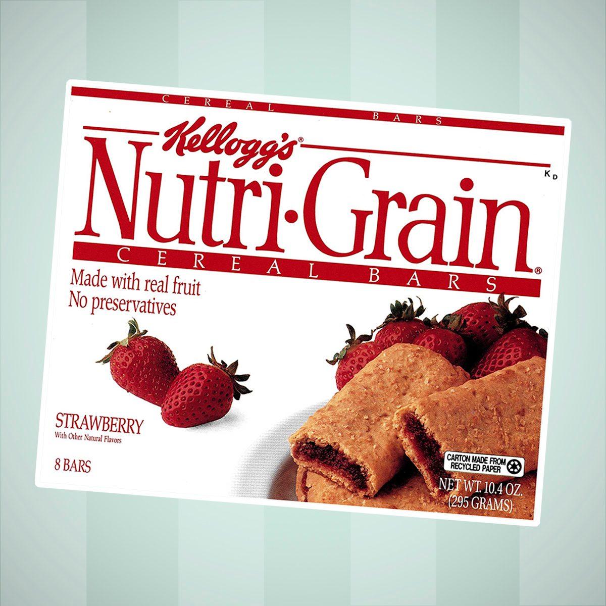 Nutri-Grain Bars vintage