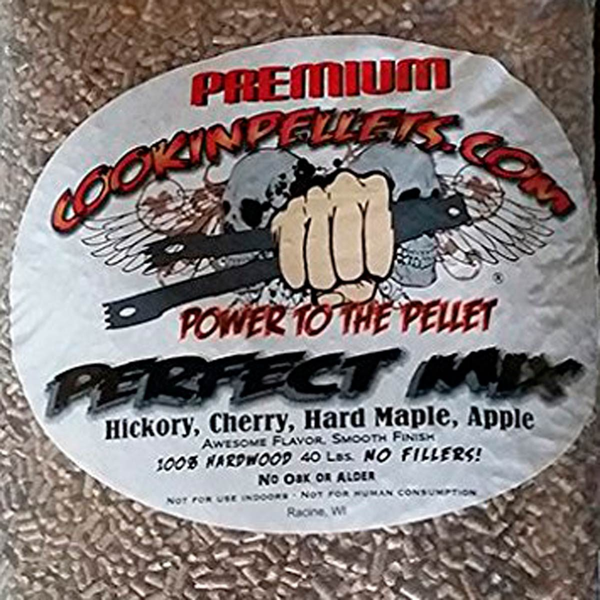 CookinPellets Perfect Mix Smoking Pellets