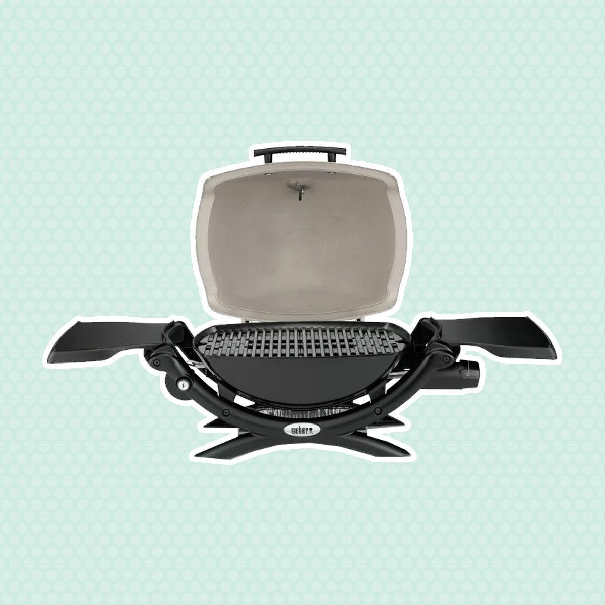 Weber Q Series 1200 Propane Portable Grill