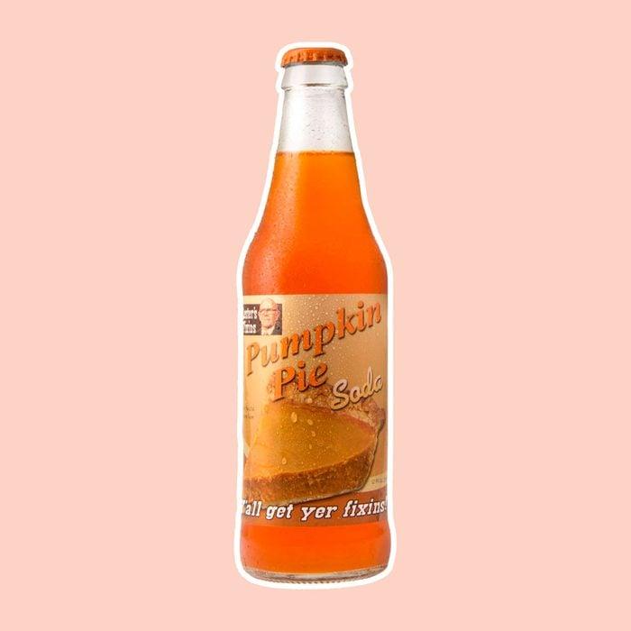 Pumpkin Pie Soda