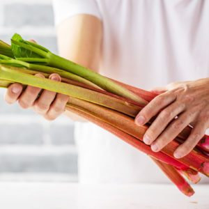 How to Freeze Rhubarb (So You Can Eat It All Year Long)