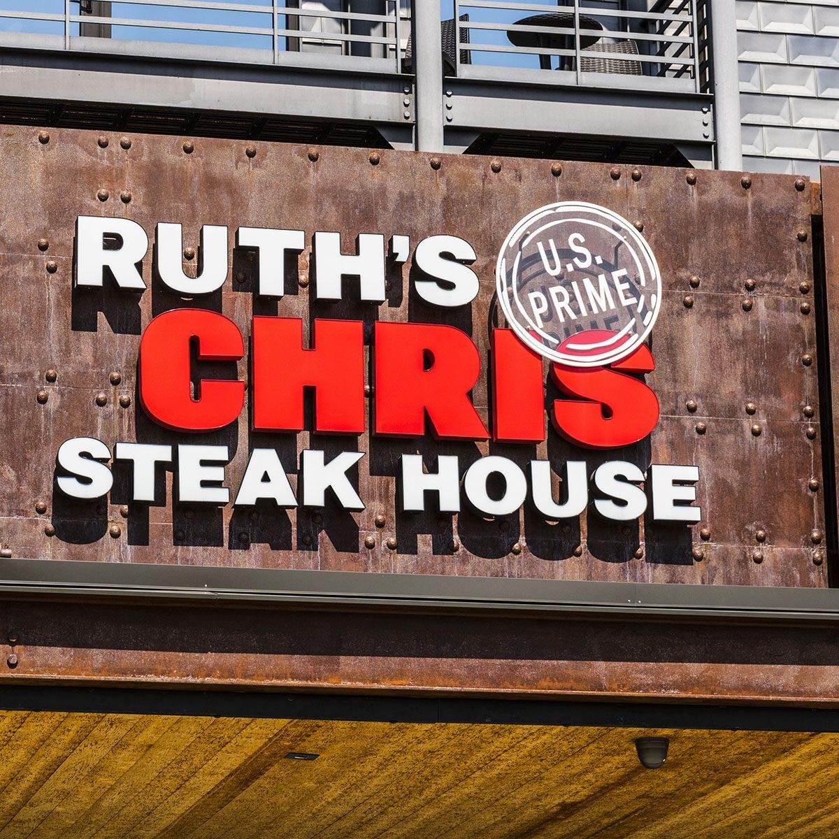 Ruth's Chris Steak House Restaurant.