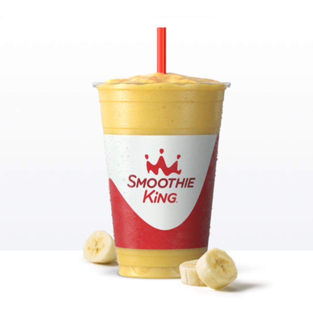 smoothie king, smoothie