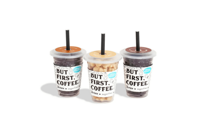 coffee gummy bears