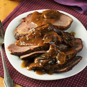 Pressure Cooker Coffee Beef Roast
