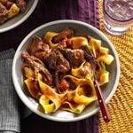 Pressure Cooker Spice-Braised Pot Roast