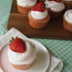How to Make Strawberry Cupcakes
