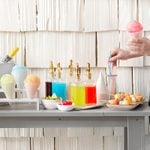 How to Throw a Snow Cone Party This Summer