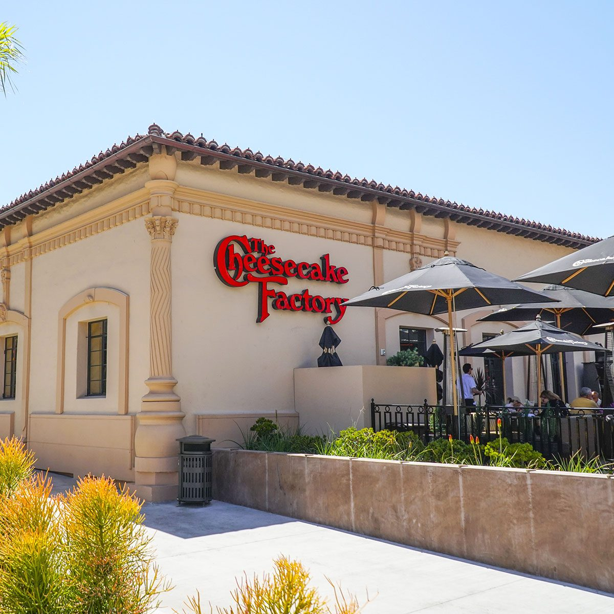 Cheesecake factory in San Diego