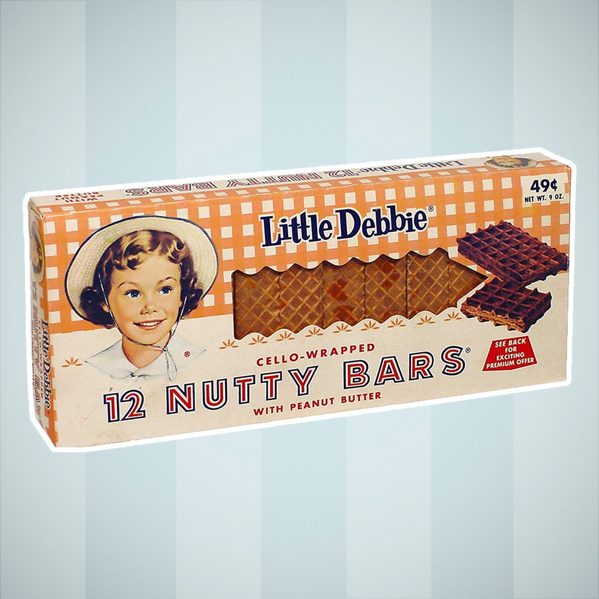 Vintage Nutty Buddy
