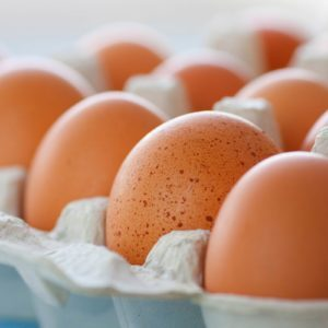 Why You Shouldn't Keep Eggs in This One Part of the Fridge