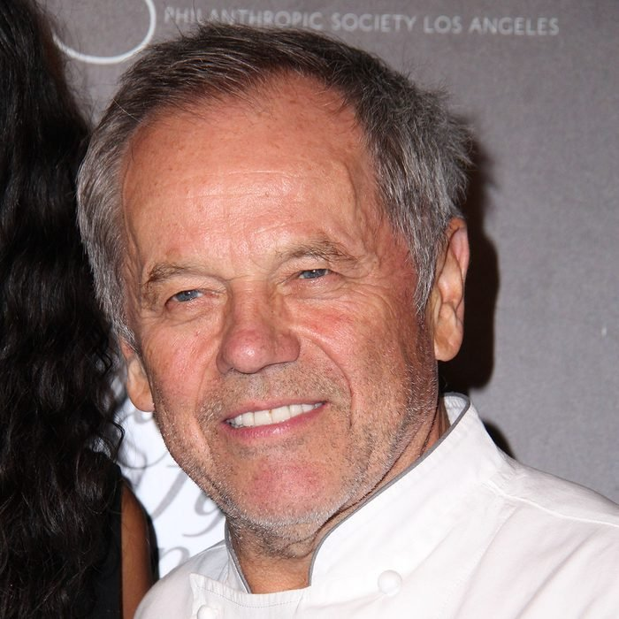 Wolfgang Puck at the 5th Annual PSLA Autumn Party at 3LABS on October 8, 2014 in Culver City, CA
