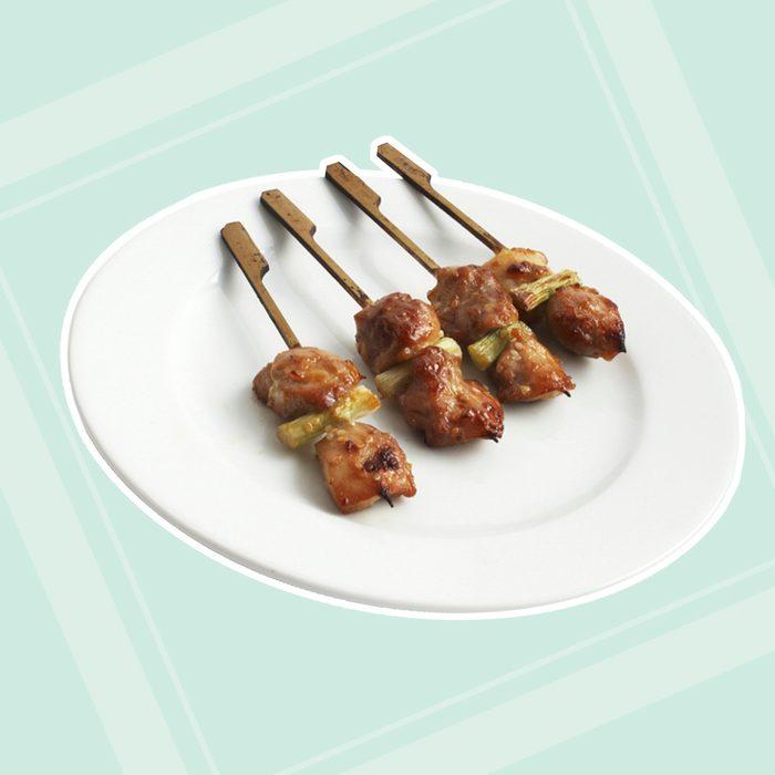 Yakatori Chicken Skewers