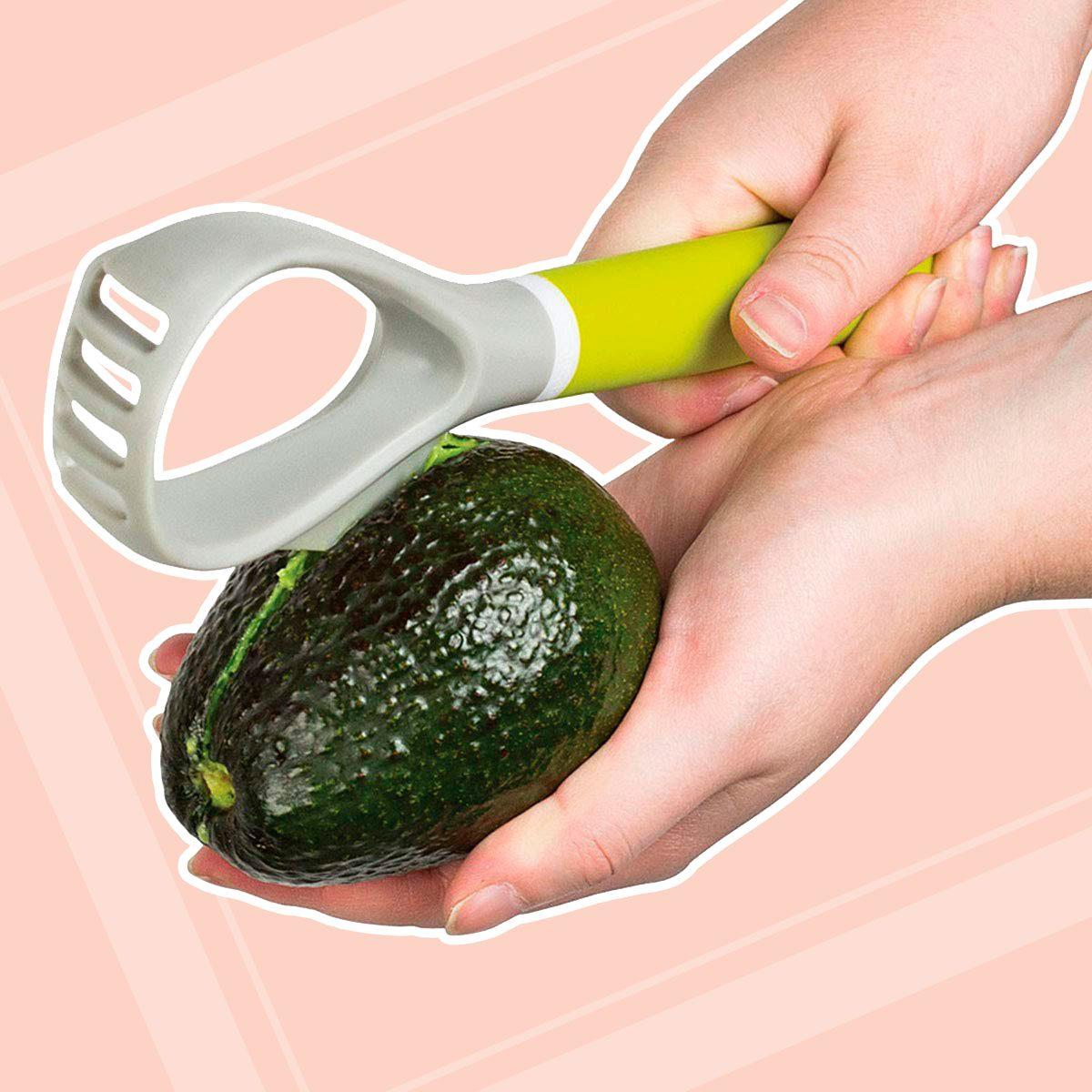 Avocado slicer knife