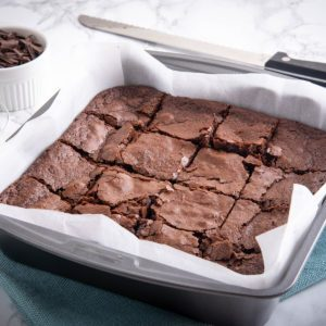 How to Make Dairy-Free Brownies