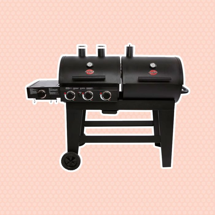 Char-Griller Gas and Charcoal Grill