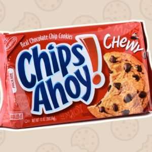 Chips Ahoy Recalls Chewy Cookies Due to a 'Solidified Ingredient'