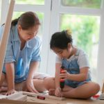 10 Ways to Let Your Kids Help With DIY Projects