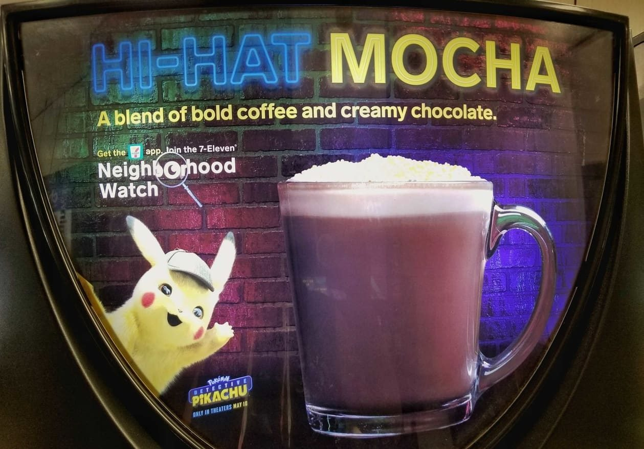 Detective Pikachu Treats Are Popping Up At 7 Eleven Stores