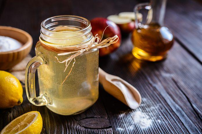 Spiced Apple Cider Vinegar Mix Benefits
