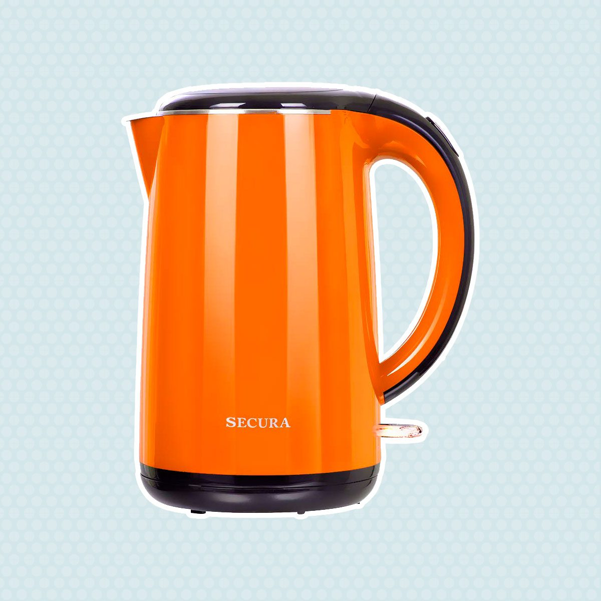 Colorful Stainless Steel Electric Water Kettle