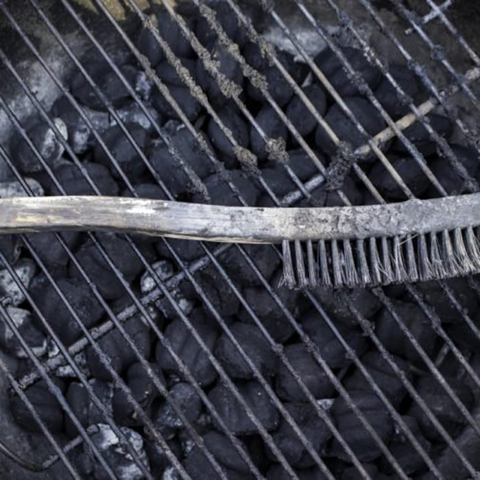 Old Grill Brush