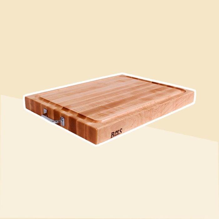 Maple Edge-Grain Cutting Board