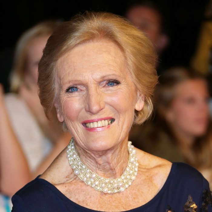 Mary Berry at The Pride of Britain Awards 2013