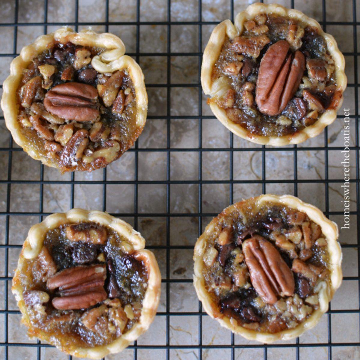 Bake Mini Derby Pies